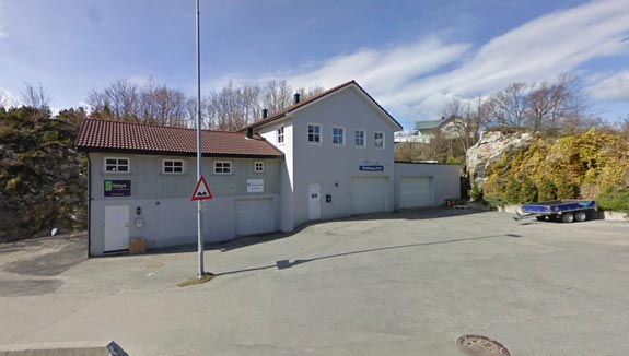Østerøya 17, Flekkerøy